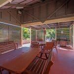 Diamond Beach Resort, Cabarita Beach BBQ area